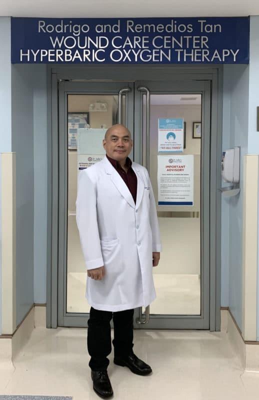 featured healthcare specialist | Dr. Henry Esguerra